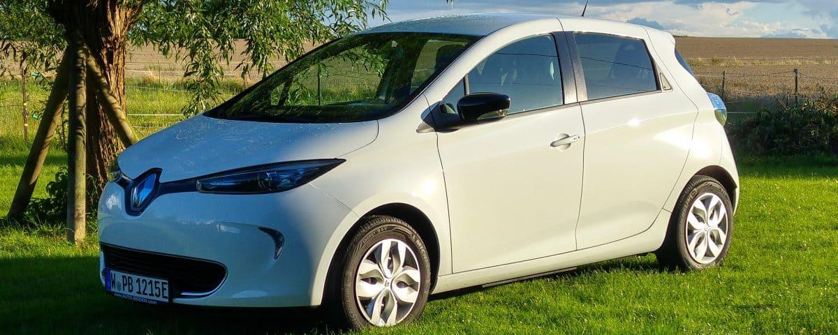 Kfz-Versicherung für Elektroautos