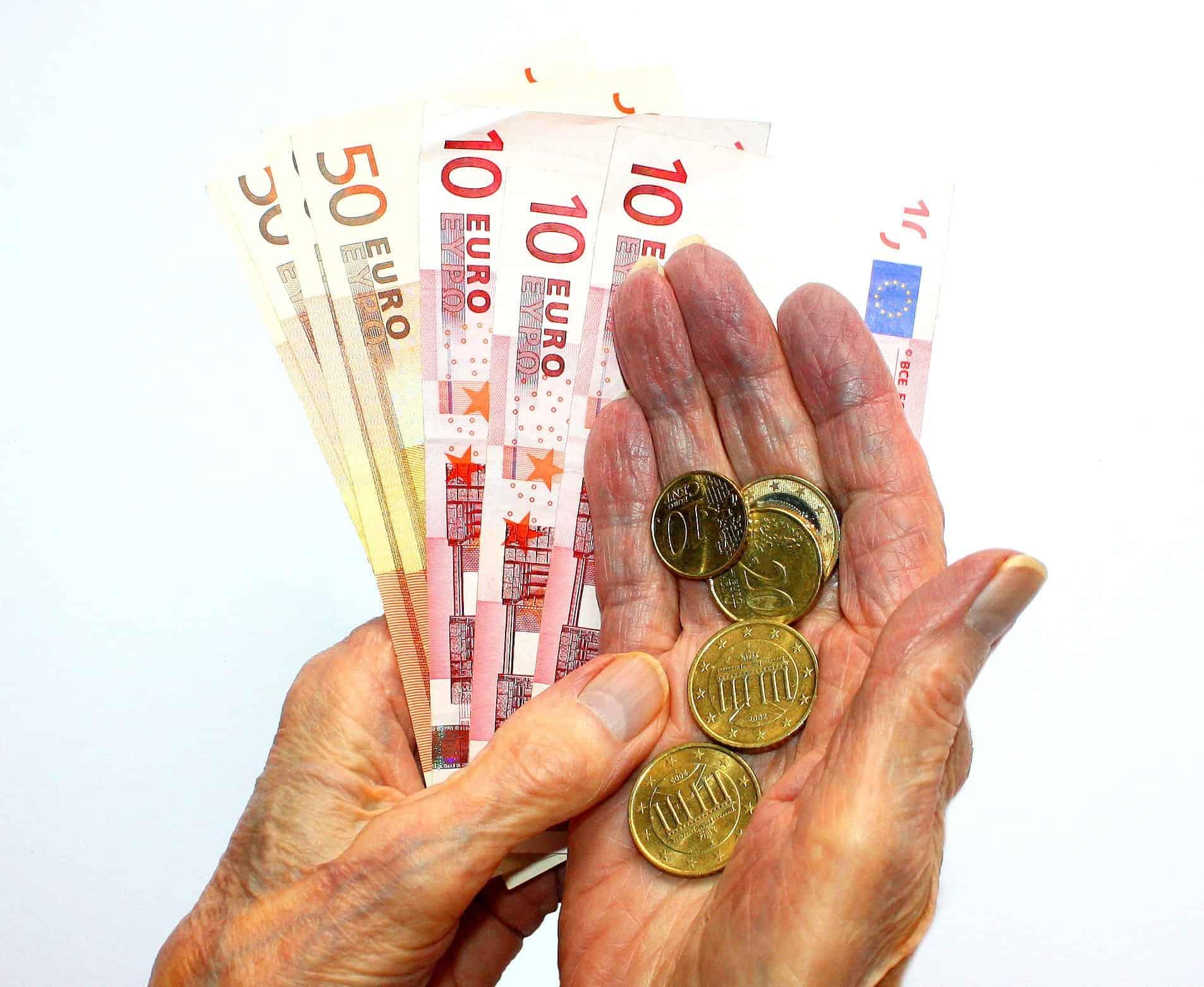 Geld im Alter